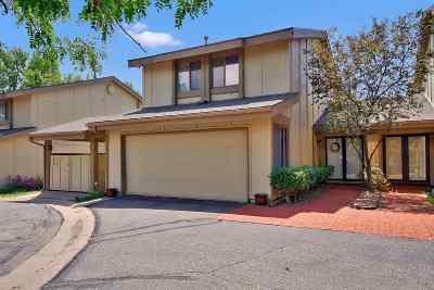 Wichita Condo/Townhouse For Sale: 8419 E Harry #201