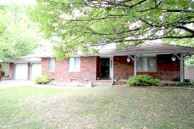 Wichita KS Single Family Home For Sale: $169,000