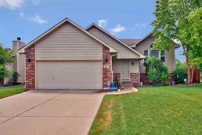 Andover KS Single Family Home For Sale: $187,000