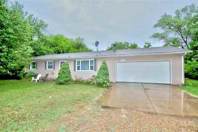 Reno County Single Family Home For Sale: 3201 N Summerset St