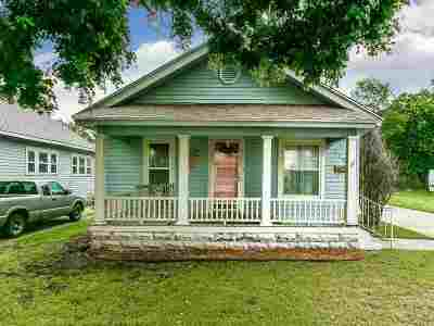 Wichita KS Single Family Home For Sale: $71,900
