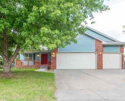 Kechi Single Family Home For Sale: 462 N Prairie Creek Drive