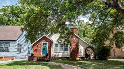 Wichita KS Single Family Home For Sale: $129,900
