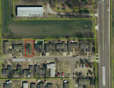 Wichita Residential Lots & Land For Sale: 2604 W Oxberry