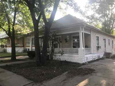 Wichita KS Multi Family Home For Sale: $95,000