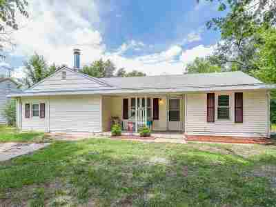 Wichita KS Single Family Home For Sale: $98,500