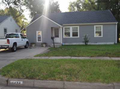 Wichita KS Single Family Home For Sale: $59,500