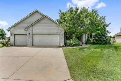 Wichita KS Single Family Home For Sale: $190,000