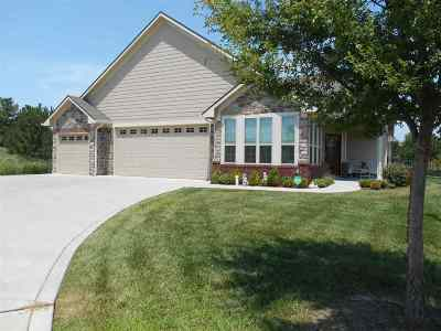 Maize Single Family Home For Sale: 3945 N Watercress Ct.
