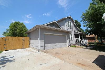 Andover KS Single Family Home For Sale: $176,900