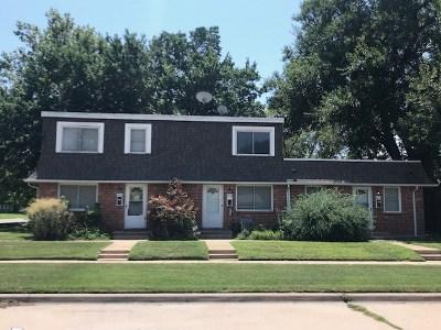 Wichita KS Multi Family Home For Sale: $144,900