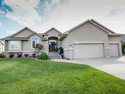 Wichita KS Single Family Home Contingent: $292,500