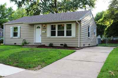 Wichita KS Single Family Home Sale Pending: $80,000