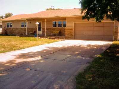Wichita KS Single Family Home For Sale: $124,000