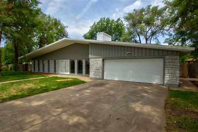 Wichita KS Single Family Home For Sale: $175,000