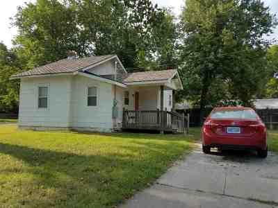 Wichita KS Single Family Home For Sale: $49,900