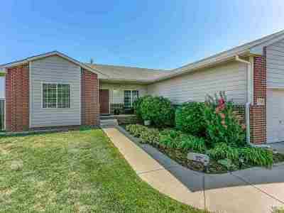 Wichita KS Single Family Home For Sale: $212,000