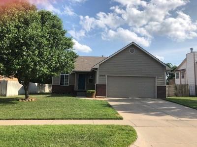 Wichita KS Single Family Home For Sale: $169,900