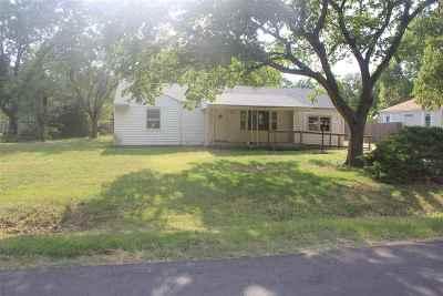 Wichita KS Single Family Home For Sale: $78,000
