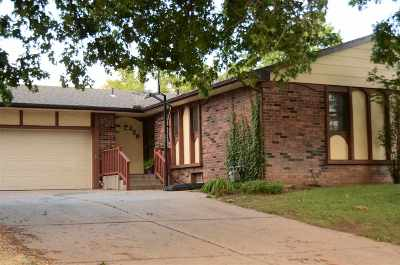Haysville Single Family Home For Sale: 226 Timberlane Ct