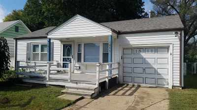 Wichita KS Single Family Home For Sale: $74,900