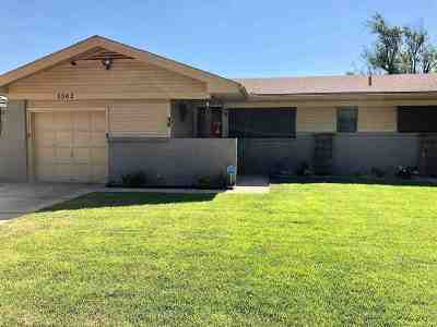 Wichita KS Single Family Home For Sale: $99,900