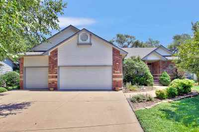 Wichita Single Family Home For Sale: 3018 N Topaz Cir