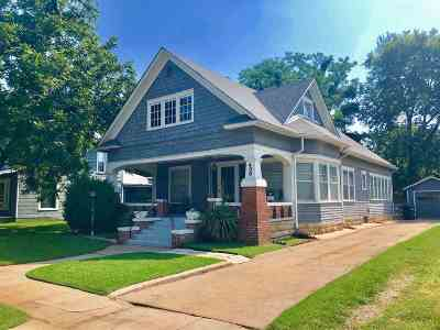 Arkansas City Single Family Home For Sale: 406 N A Street