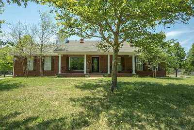 Augusta Single Family Home For Sale: 5573 SW Diamond Rd