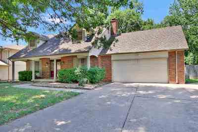 Derby Single Family Home For Sale: 1243 N Dry Creek Dr