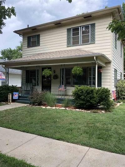 Arkansas City Single Family Home For Sale: 506 N 3rd