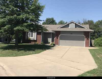 Wichita Single Family Home For Sale: 3617 Whispering Brook Ct