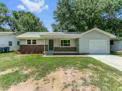 Haysville Single Family Home For Sale: 335 S Wire