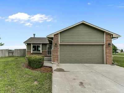 Haysville Single Family Home For Sale: 1841 W Saddle Brooke
