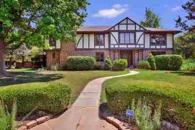 Wichita Single Family Home For Sale: 18 N Sagebrush St