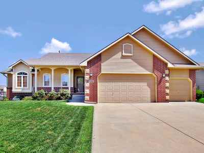 Sedgwick County Single Family Home For Sale: 8606 W Brookview St