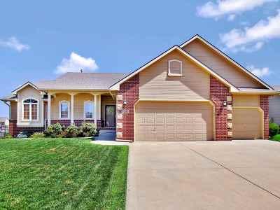 Wichita KS Single Family Home For Sale: $240,000