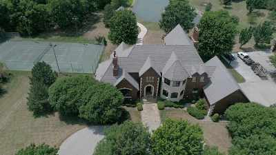 Wichita Single Family Home For Sale: 3235 N 159th E