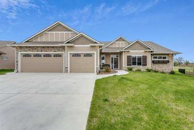 Mulvane Single Family Home For Sale: 950 Cedar Brook