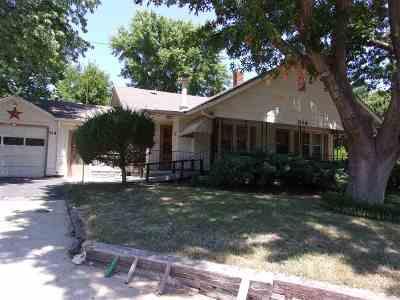 Arkansas City Single Family Home For Sale: 514 W Linden