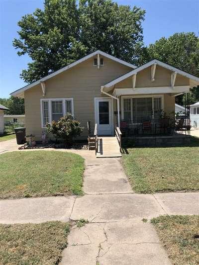 Arkansas City Single Family Home For Sale: 1023 N C St