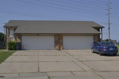 Wichita Multi Family Home For Sale: 8417 E Parkmont Ct