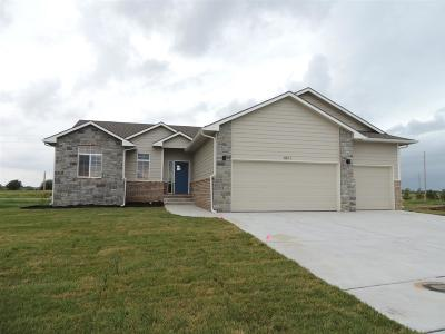 Maize Single Family Home For Sale: 4811 N Emerald Ct