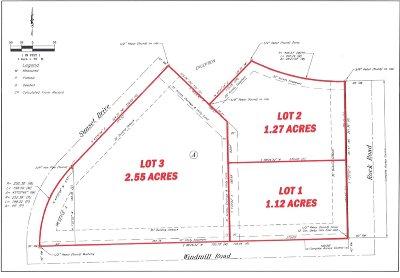 Derby Residential Lots & Land For Sale: 1301 N Rock Rd