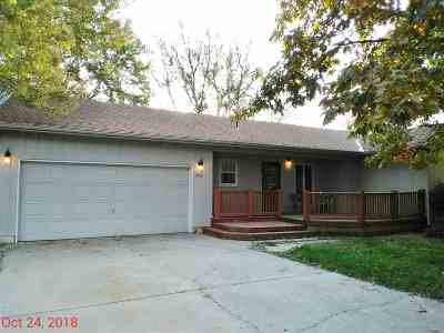 North Newton Single Family Home For Sale: 2808 Goldenrod Rd