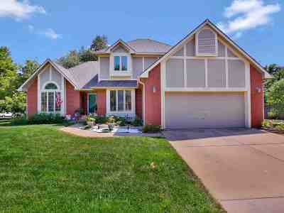 Wichita Single Family Home For Sale: 2321 N Stoneybrook