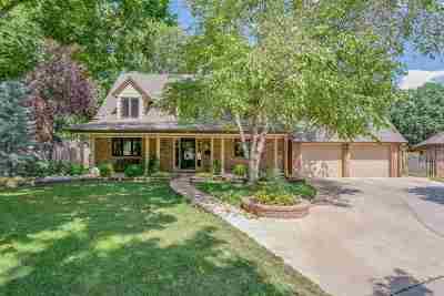 Wichita Single Family Home For Sale: 7526 E Norfolk Cir
