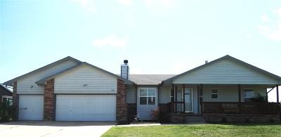 Hesston Single Family Home For Sale: 605 Clover Lane