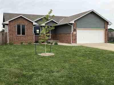 Andover KS Single Family Home For Sale: $187,900