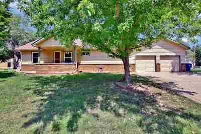 Udall Single Family Home For Sale: 220 W 3rd St